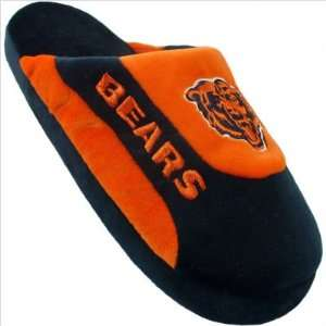 Comfy Feet CHI07 Chicago Bears Low Pro Stripe Slipper