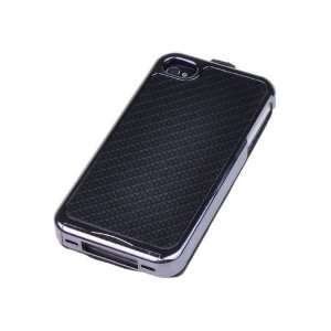 Durable Electroplating Stick Skin Seats Lines Cover Case For iPhone 4