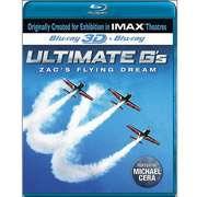 Ultimate Gs Zacs Flying Machine (IMAX) (Blu ray) (3D) (Widescreen)