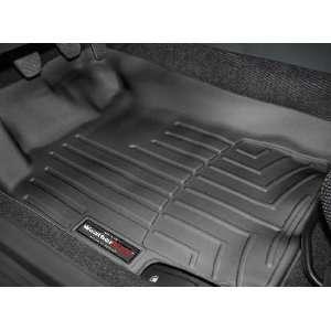 2002 2007 Subaru WRX Black WeatherTech Floor Liner (Full