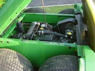 Utility Truck   John Deere Gator, 6X4, Diesel, tipping body