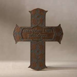 Etched Into My Heart by Lisa Young   Praise You Wall Cross   15788