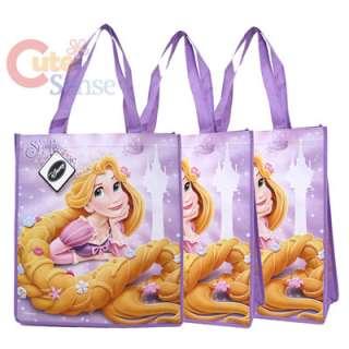 Disney Princess Tangled Gift Bag Reusable Pink 1