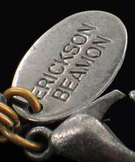 ERIKSON BEAMON COUTURE RUNWAY SWAROSKI CRYSTAL BEAD NECKLACE