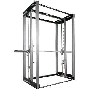 Light Commercial Smith Machine with 7in Power Bar