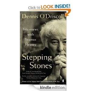 Stepping Stones Interviews with Seamus Heaney Dennis ODriscoll