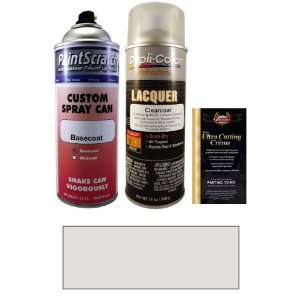 Silver Metallic Spray Can Paint Kit for 2003 Honda Element (NH 638M