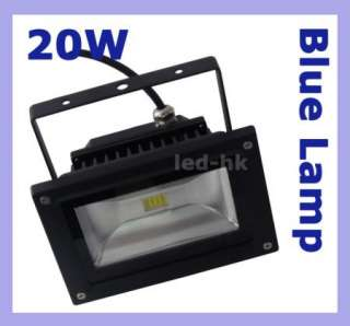 Outdoor 20W White LED Flood Light Yard Spot Light Waterproof Lamp h