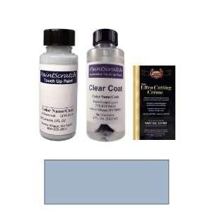 2 Oz. Light Royal Blue Metallic Paint Bottle Kit for 1983