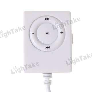 Mini FM Radio and Remote Control for iPod Nano iPhone
