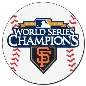 San Francisco Giants 2010 World Series Champions Baseball