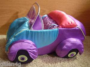 GROOVY GIRLS PLUSH GROOVY CAR BUG BEAUTIFUL *EC LN