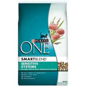 Purina One Cat Sensative System Cat Food, 16 Pound
