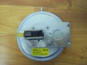 Rheem RUUD FS6120 489 Air Pressure Switch 42 22474 03