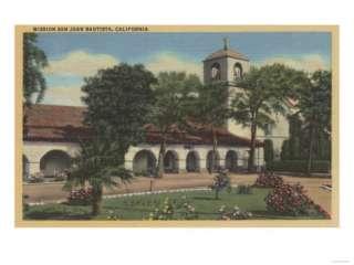 Mission San Juan Bautista, California   San Juan Bautista, CA Premium