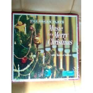 Digest Presents The Organ Plays Music for a Merry Christmas Music