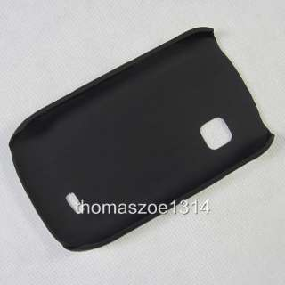 New Rubber Cover Case For Samsung Galaxy Fit S5670 Suit