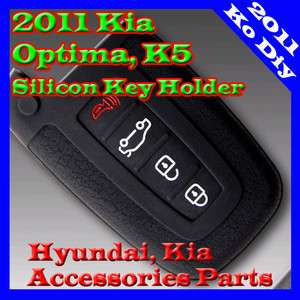 2011 Kia Optima K5 Silicon Key Holder Key Case/Cover