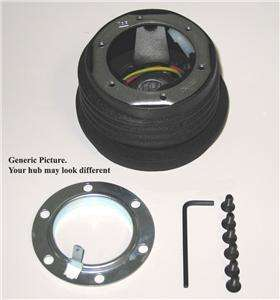 MOMO Volvo 240 Steering Wheel Hub Adapter # 9010