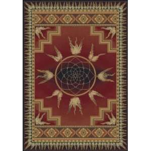 DREAM CATCHER CR Rug from the GENESIS Collection (94 x 126