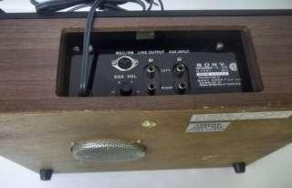 Sony TC 350 Reel to Reel Tape Recorder   EUC Works