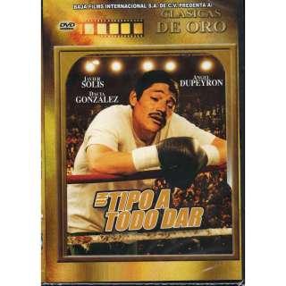 Un Tipo A Todo Dar DVD NEW Javier Solis Dacia Gonzalez Out Of Print