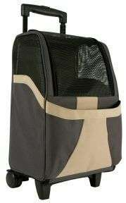 Pet Dog Bed Rolling Carrier Restless Tails Euro
