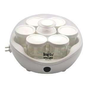 Koolatron Automatic Yogurt maker Machine w 7 Jars NEW |