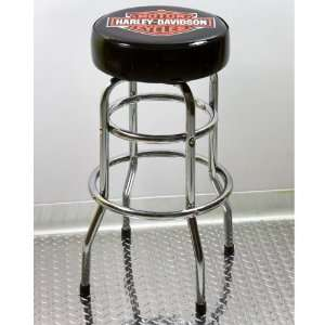 Harley Davidson Bar & Shield Bar Stool
