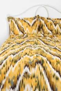 Flame Stitch Duvet Comforter Cover Twin XL Urban Outfitters