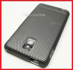 SAMSUNG INFUSE 4G CARBON FIBER DESIGN HARD COVER CASE