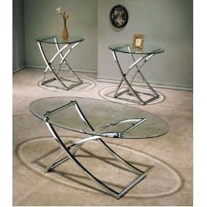 3 piece Coffee/end Table Set By Acme Furniture: Furniture & Decor