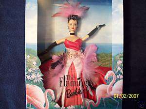 THE FLAMINGO BARBIE ( BIRDS OF BEAUTY ) LOOK NRFB