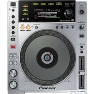Pioneer CDJ 850 Professional Multi Format Media CD/MP3 Player With USB
