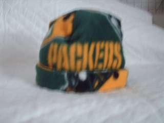 NFL GREEN BAY PACKERS INFANT FLEECE HATS