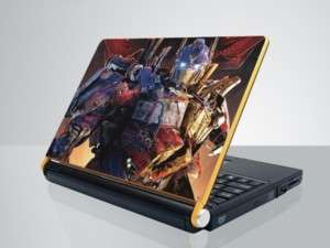 Transformers SKIN F LAPTOP NOTEBOOK DELL ACER ASUS P096