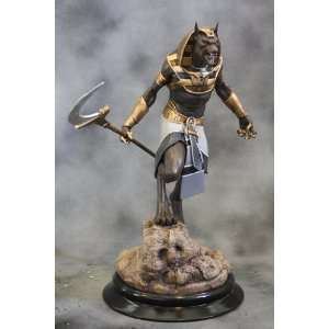 Anubis 1/7 Scale Sideshow Collectibles Statue Toys