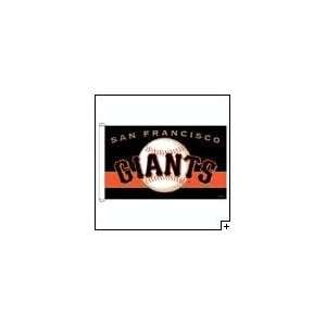 3 x 5 Feet San Francisco Giants Nylon   outdoor MLB Flag