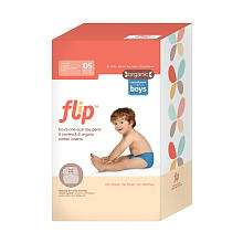 Flip Day Pack Organic Cloth Diaper Set   Boys   Flip   Babies R Us