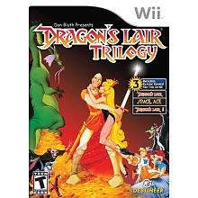 Dragons Lair Trilogy for Nintendo Wii   Destineer   Toys R Us
