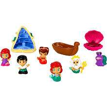 Squinkies Disney Princess Series 6 Bubble Pack   Ariel   Blip Toys