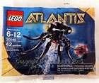 new lego atlantis 30040 octopus red key ltd one day