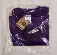 NWT John Deere Youth boys girls Purple Logo shirt ~ L