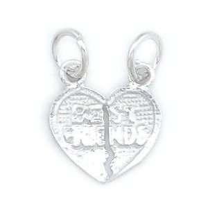 Silverflake  Best Friends Charm Jewelry