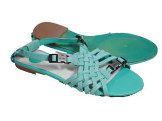 DIESEL Women Shoes Thinghy Green Casual Sandals