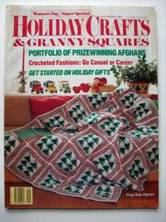 Granny Square Coasters - e-Patterns, Downloadable Patterns