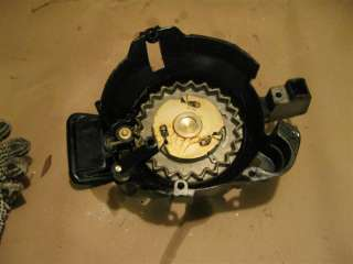 recoil starter Mercury 9.8 hp 110 outboard parts