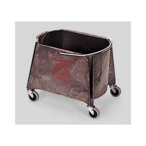 44 Quart Mop Bucket RCP611888BRO: Health & Personal Care