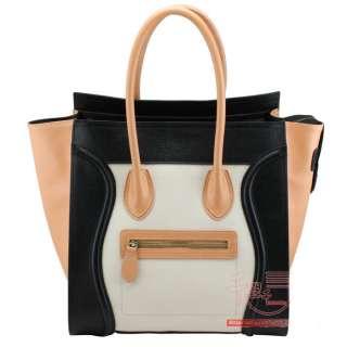 New Girls Genuine/Real Leather Travel Handbag Tote Bag