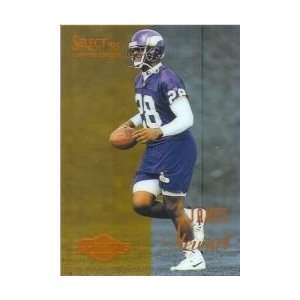 1995 Select Certified #114 James A. Stewart Rookie Sports